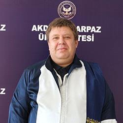 Prof. Dr. Dmitrii PIOTROVSKII
